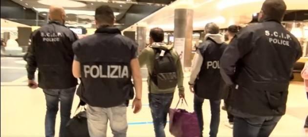Progetto I-Can: in Italia il latitante di 'ndrangheta Romeo