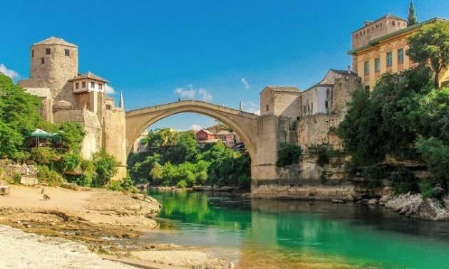 I Balcani occidentali e l'eterno gioco dei confini per spazzare via la Bosnia
