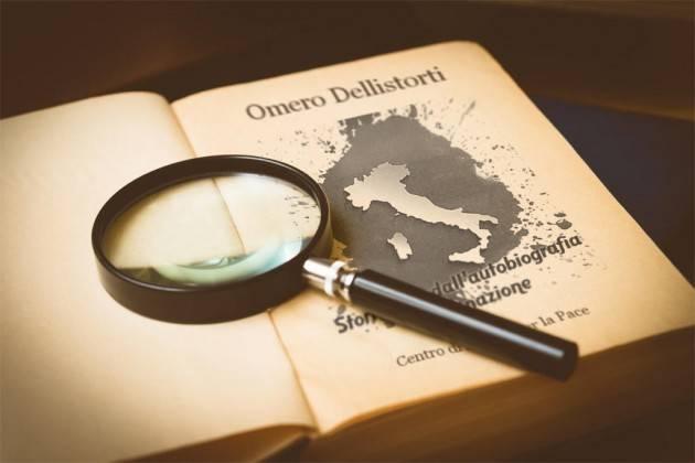 Una terza raccolta di racconti di Omero Dellistorti: Storie nere ...