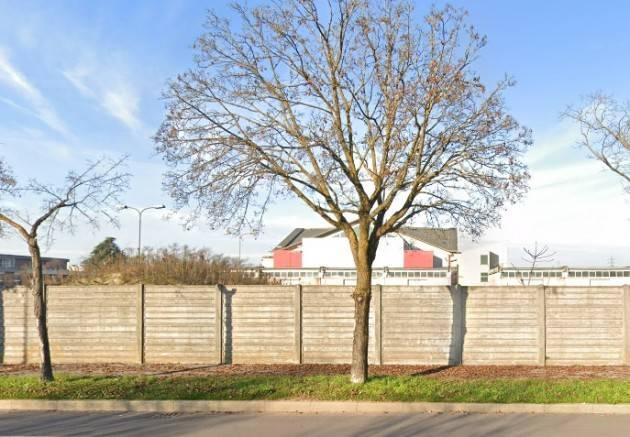 Cremona Centro Fumetto Pazienza Murales sul perimetro Fiere di Cremona