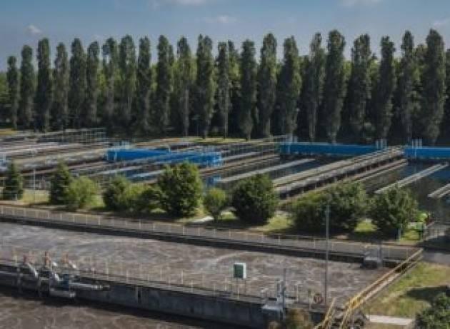 Dal trattamento delle acque reflue all'idrogeno verde? Gruppo Cap ed Rse ci provano