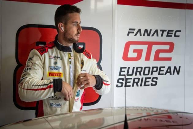 Doppio impegno per Pietro Perolini nel GT Italiano
