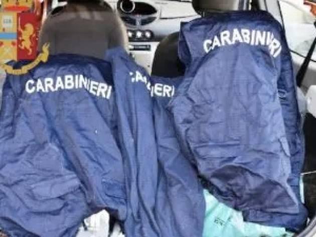 CODACONS SOSPIRO: DUE DONNE RAGGIRATE E DERUBATE DA FINTI CARABINIERI.