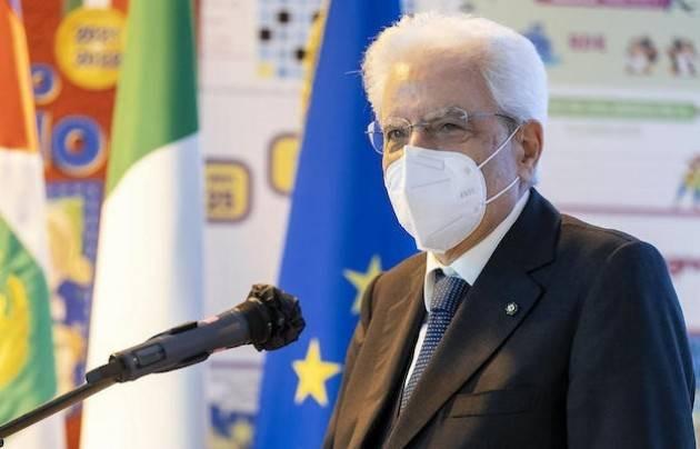 Stati Generali Clima..consegnano Lettera a Mattarella tramite Prefetto Cremona