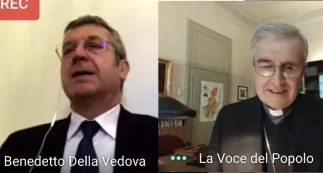UST CR Emergenze Europa: Della Vedova e Mons.Tremolada incontrano gli studenti