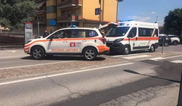 Crema GRAVE 21ENNE INVESTITA A OMBRIANO