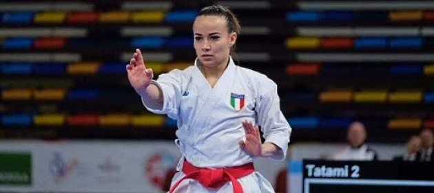 Europei di karate: 7 Fiamme oro sul podio
