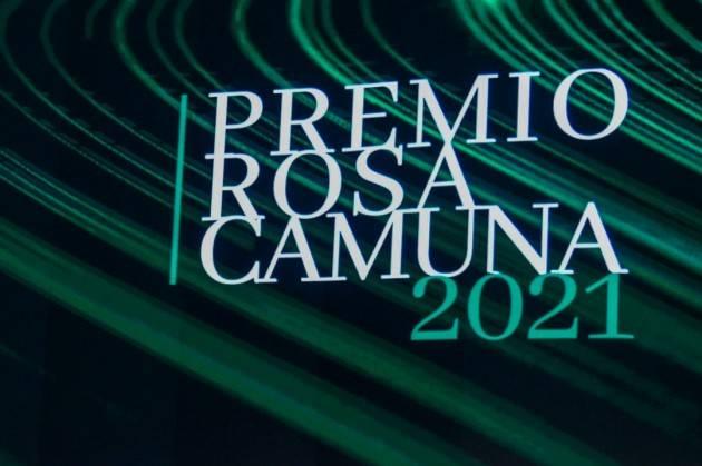 Premio Rosa Camuna. Presidente Alessandro Fermi: 'La vera forza della Lombardia sono i suoi cittadini'