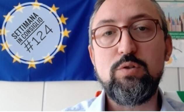 Matteo Piloni (PD) UN EQUILIBRIO DA RICOSTRUIRE (Video)
