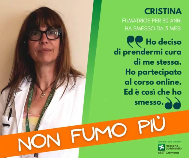 ASST Cremona 31 Maggio 2021 | Giornata Mondiale Senza Tabacco