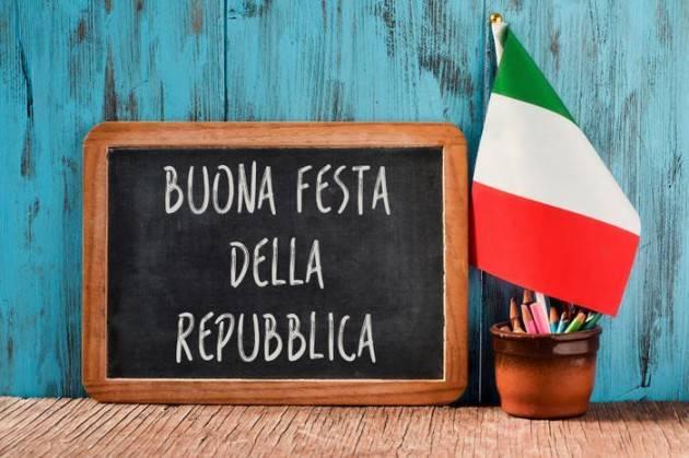 Cremona Celebrazione del 2 giugno 2021 ore 10.15 in p.zza del Comune