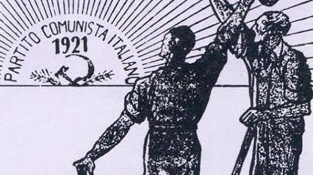 Storia del PCI in Emilia-Romagna , Mostra a Rivergaro