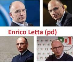 Enrico Letta , secondo me, si muove bene | Gian Carlo Storti
