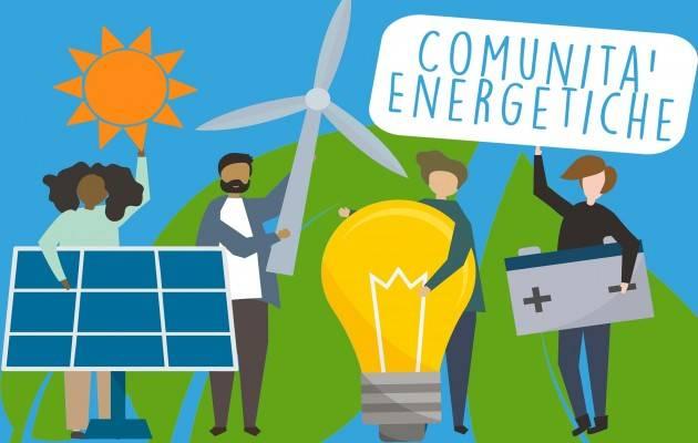 Comunità energetiche: cosa sono, come si costituiscono Incontro on line il 3/6