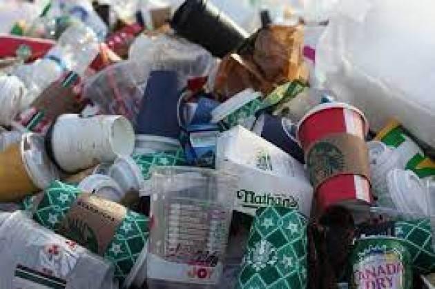 Gli orientamenti della Commissione Ue sulla plastica monouso