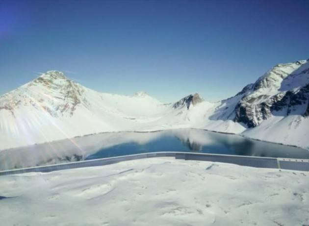 Al via la costruzione del più grande impianto solare alpino in Svizzera