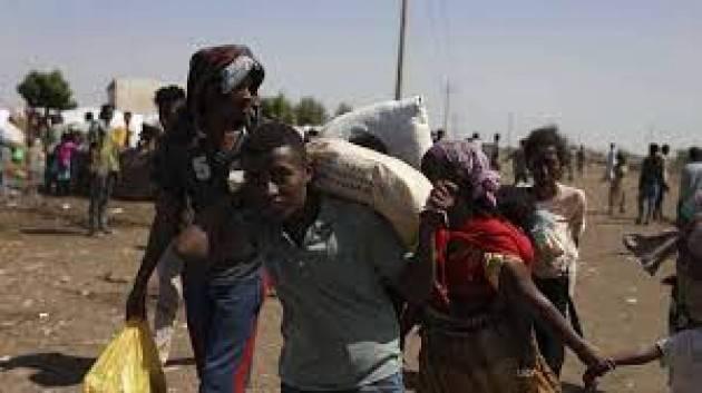 Almeno 1,6 milioni di sfollati a causa dei combattimenti in Etiopia