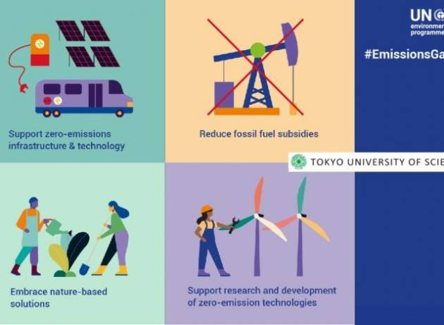 In una società a emissioni zero la crescita economica è possibile