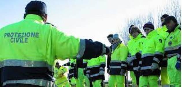 A Codogno triplicati volontari Protezione civile