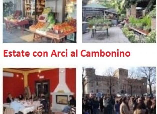 Presentazione progetto Arci Cremona al Cambonino