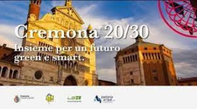 Cremona 20/30. Parte la Cabina di Regia