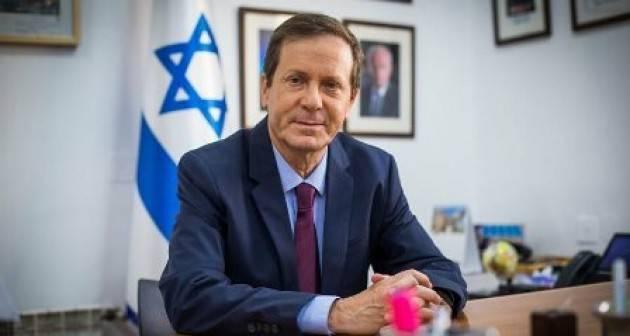 Isaac Herzog nuovo Presidente di Israele: il messaggio di Mattarella