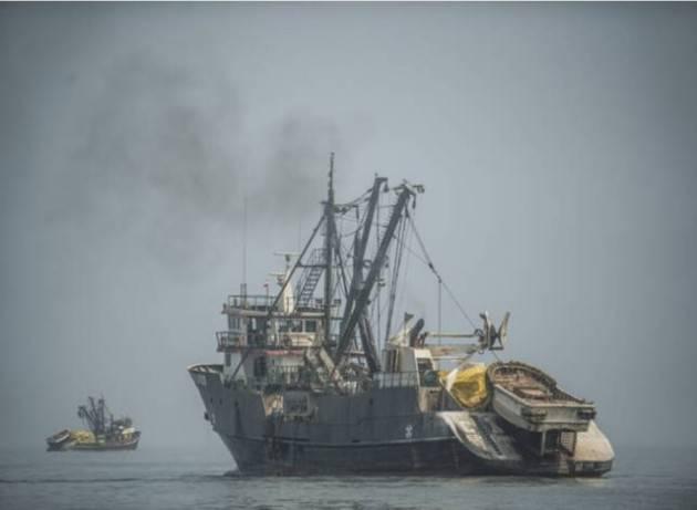 Si intensifica l'azione globale contro la pesca illegale, non dichiarata e non regolamentata