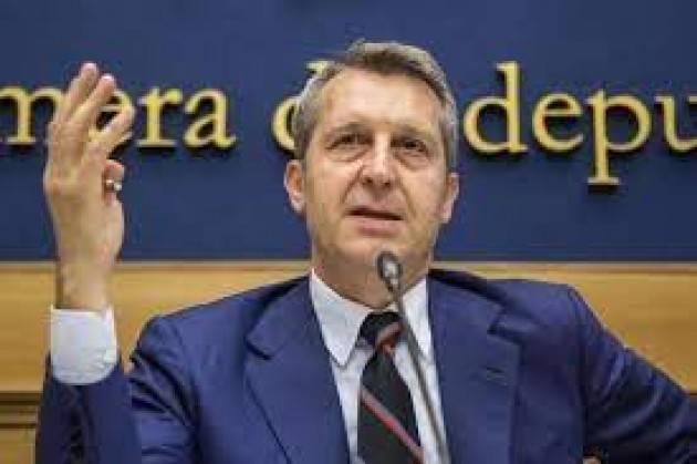 Della Vedova in missione a Madrid