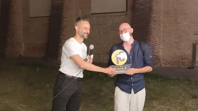 Concorso di cortometraggi D.E. S.I.C.A. 16 di Cremonapalloza, vince la squadra Loma Video con Lapis canit
