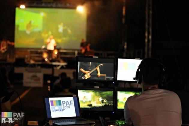Il programma e le modalità di partecipazione ai concerti del Porte Aperte Festival 2021