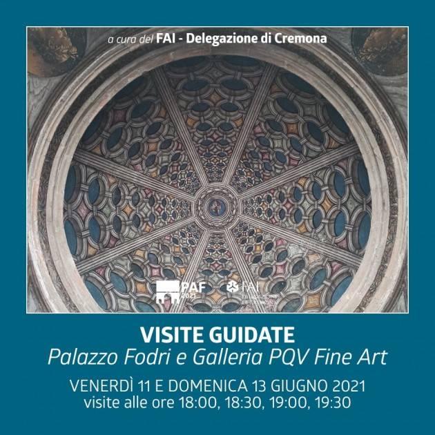 Le visite guidate del FAI di Cremona al Porte Aperte Festival