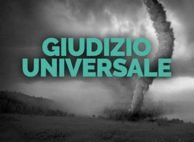 Giudizio universale anche per l'Italia