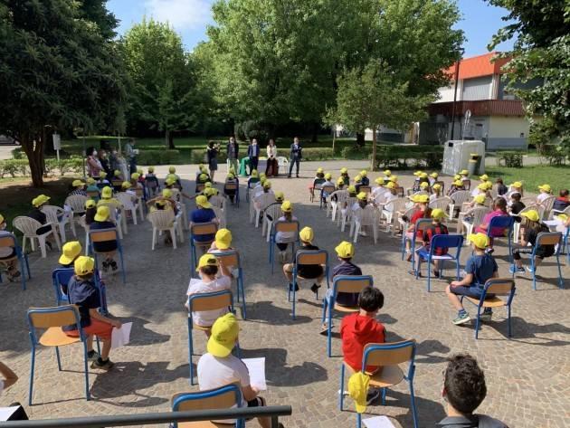 1° Festa dell'Educazione Alimentare nelle Scuole  con il Presidente della Repubblica Sergio Mattarella
