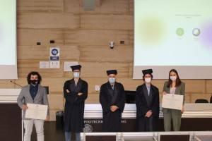 SESSIONE DI LAUREA MAGISTRALE OGGI AL CAMPUS DI CREMONA  DEL POLITECNICO DI MILANO