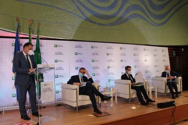 Intervento Presidente della Provincia in occasione della visita del Presidente della Regione Lombardia, Attilio Fontana.