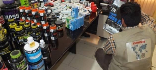 Operazione Pangea XIV contro il commercio online di farmaci contraffatt