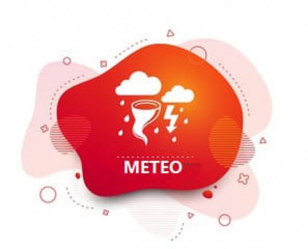 METEO GIOVEDI' 10 GIUGNO 2021