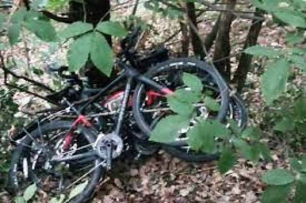 Deceduto ragazzo milanese caduto in bici in Val di Fassa