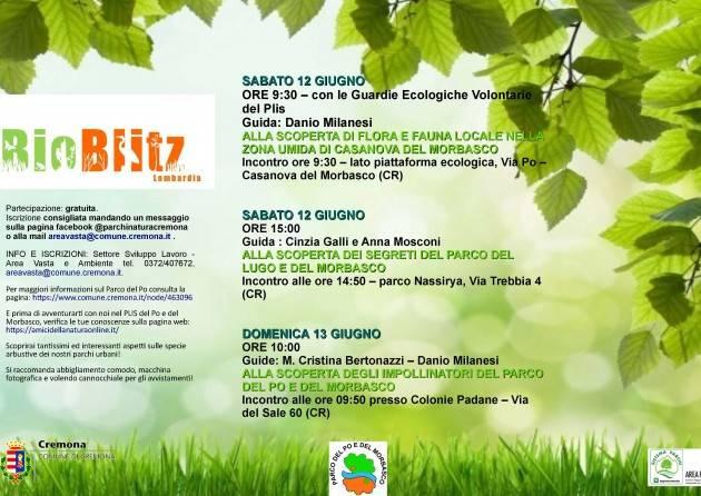 ''Bioblitz - Esploratori della Biodiversità''