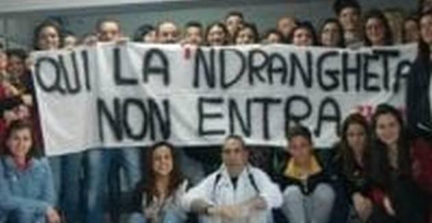 SPI-CGIL Cremona Incontri con gli studenti sul tema dell'antimafia sociale.