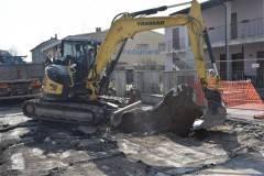 Padania Acque :Pescarolo ed Uniti: terminato il cantiere fognario in via Mazzini