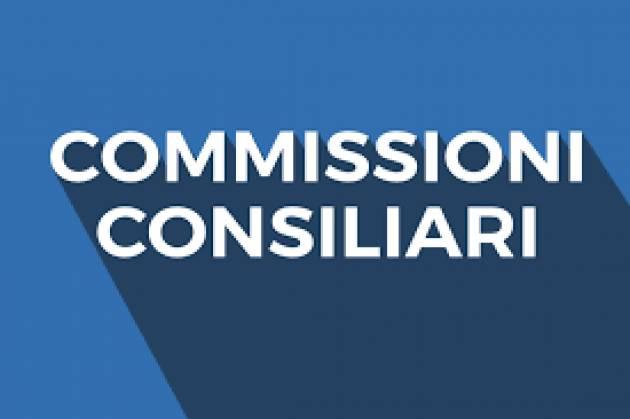 Convocazione e ordine del giorno della II Commissione consiliare (Territorio)