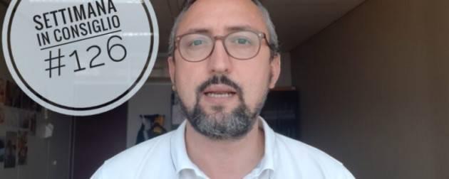 Matteo Piloni (Pd) NUOVI TRENI? VECCHI RITARDI! (video)