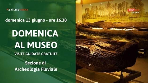Proseguono le visite guidate gratuite  al Museo civico di Crema e del Cremasco