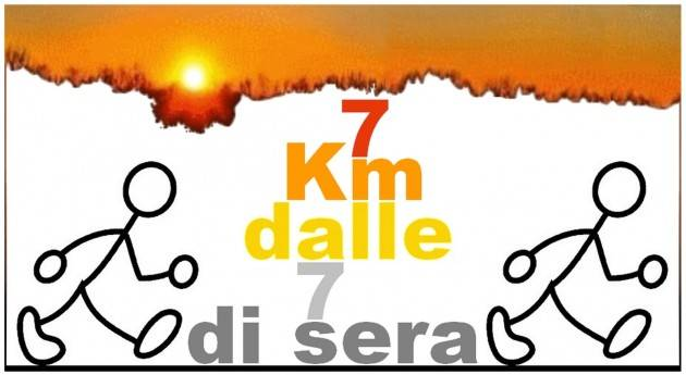 Gussola prossimo appuntamento '7 KM dalle 7 di sera': giovedì 17 giugno