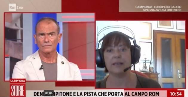 RAI 1 Denise Pipitone, per la ex PM Angioni 'è viva e potrebbe tornare' (Video)