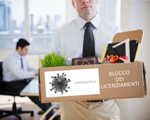 Istat: Cgil, urgente prorogare blocco licenziamenti