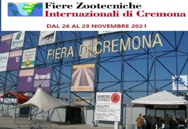 Cremona  FIERE, LE ZOOTECNICHE INTERNAZIONALI DI CREMONA RILANCIANO