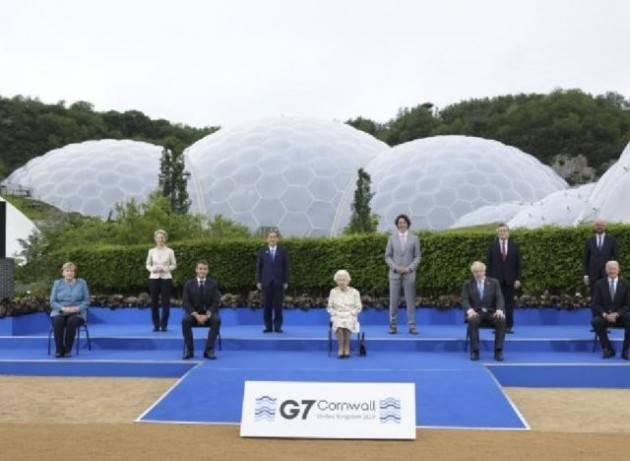 G7: stop graduale dei finanziamenti a petrolio, gas e carbone. Proteggere il 30% delle terre emerse e del mare