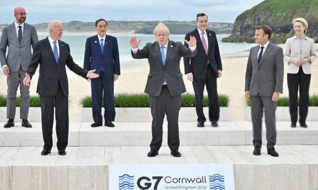 Biden trascina il mondo occidentale a sfidare la Cina